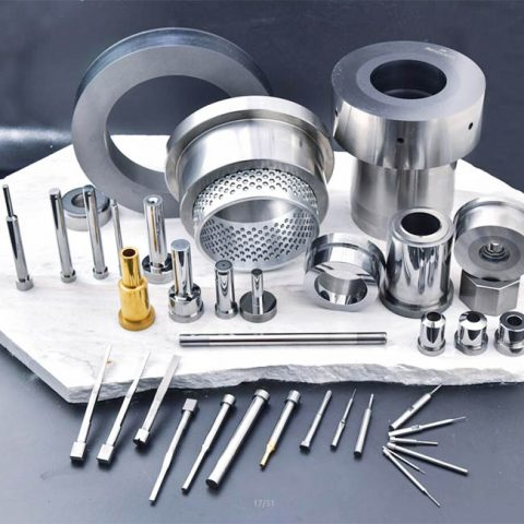 Tungsten Mold Parts
